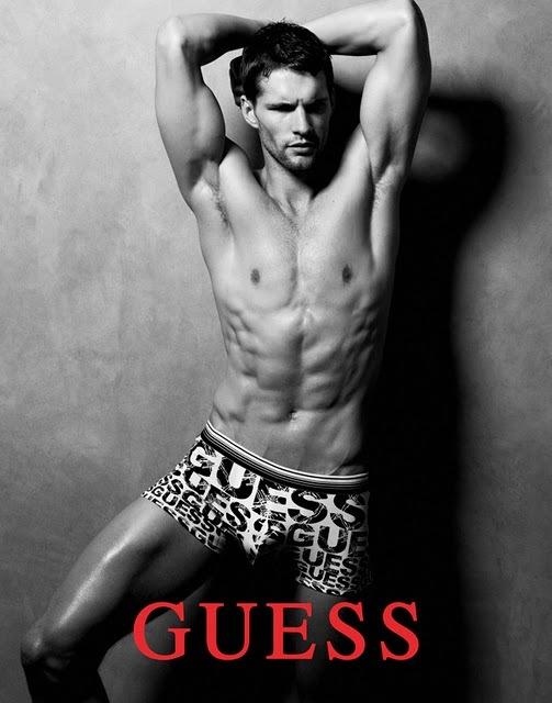 Guess Underwear 2011 - Tomas Skoloudik2