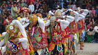 Fest in Ollantaytambo