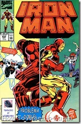 P00131 - El Invencible Iron Man #255