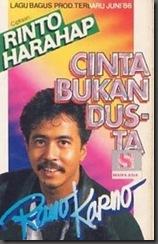 RANO KARNO Cinta Bukan Dusta 1986