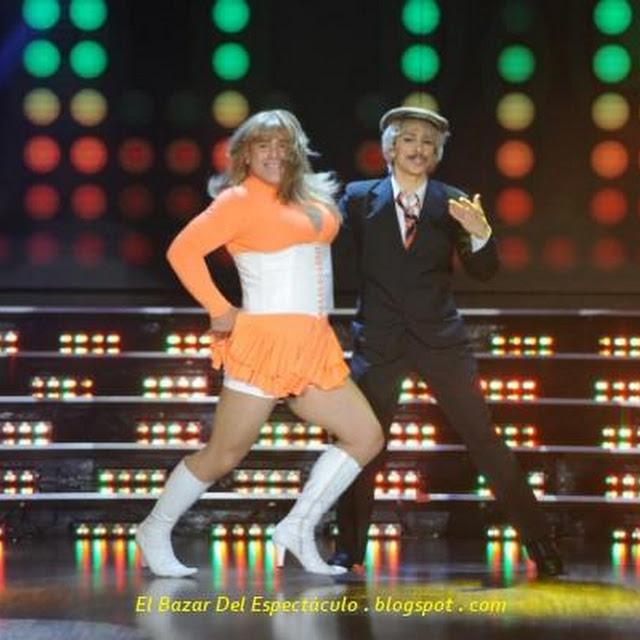 Bailando 2014 2º finalista: Eliminado semifinal Viernes 12.12.14 fotos, resumen ShowMatch