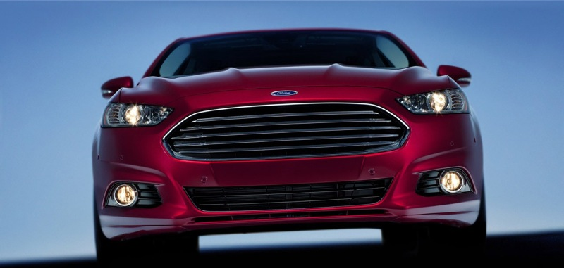 Big Ford Fusion 06