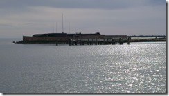Charleston, SC-Fort Sumter-Winter 2012 with Falks (6)