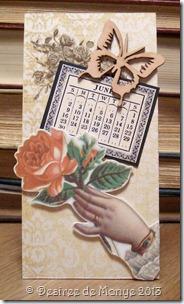 Susan's calendar June