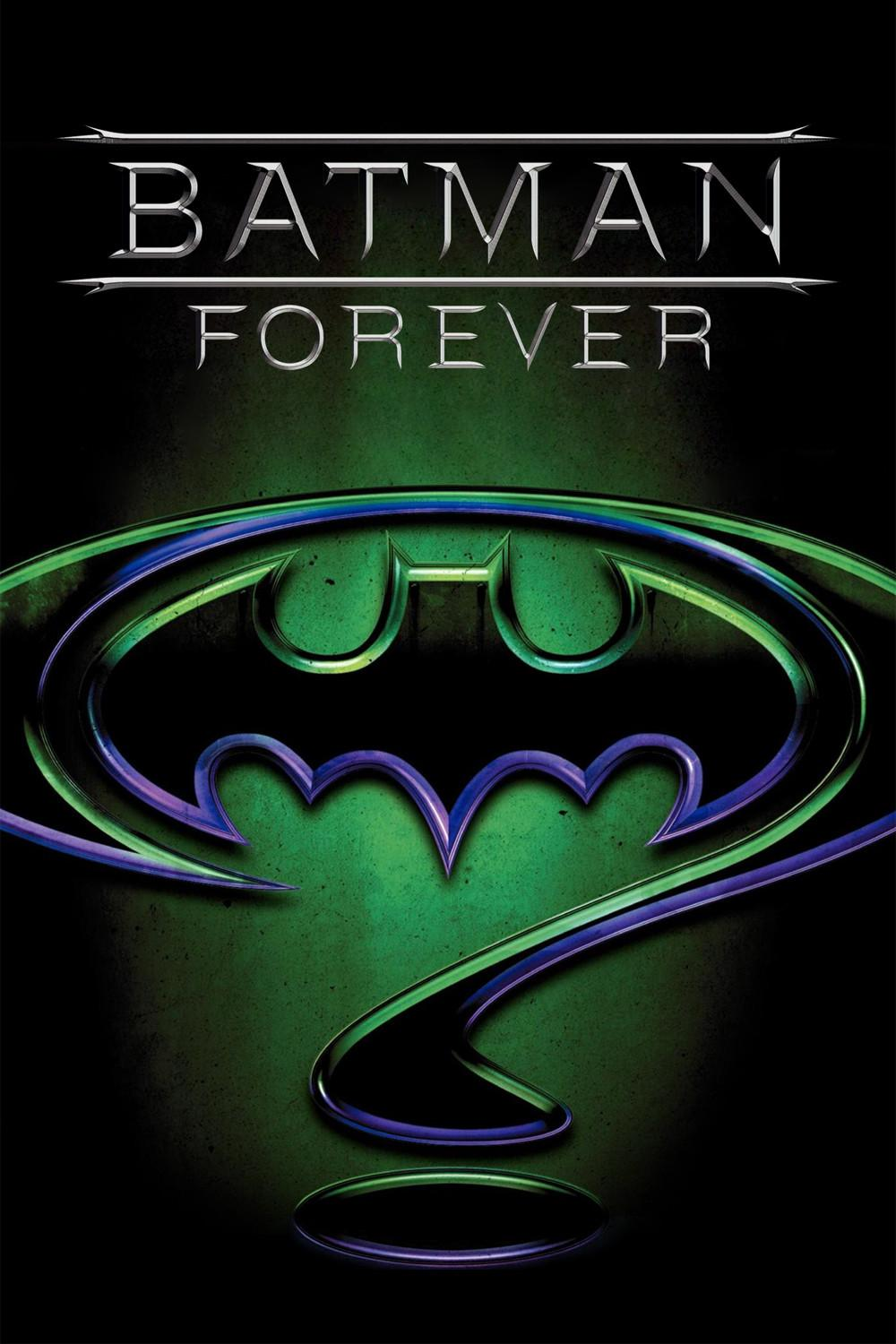 Batman Forever Teaser images