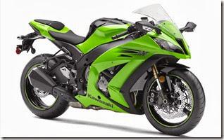 daftar harga motor kawasaki 2013