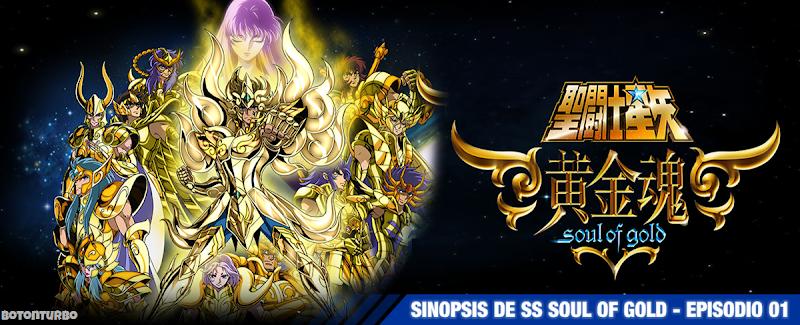 Saint Seiya Soul of Gold – Episodio 1: Título y Sinopsis Oficial