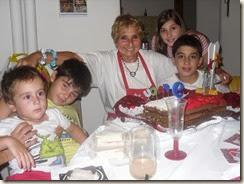 Facundos Geburtstag in Necochea 006