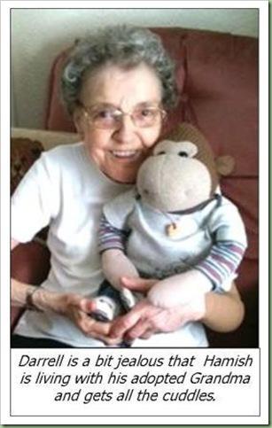 Hamish & Grandma