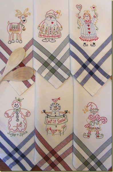 326_ChristmasTea Towels
