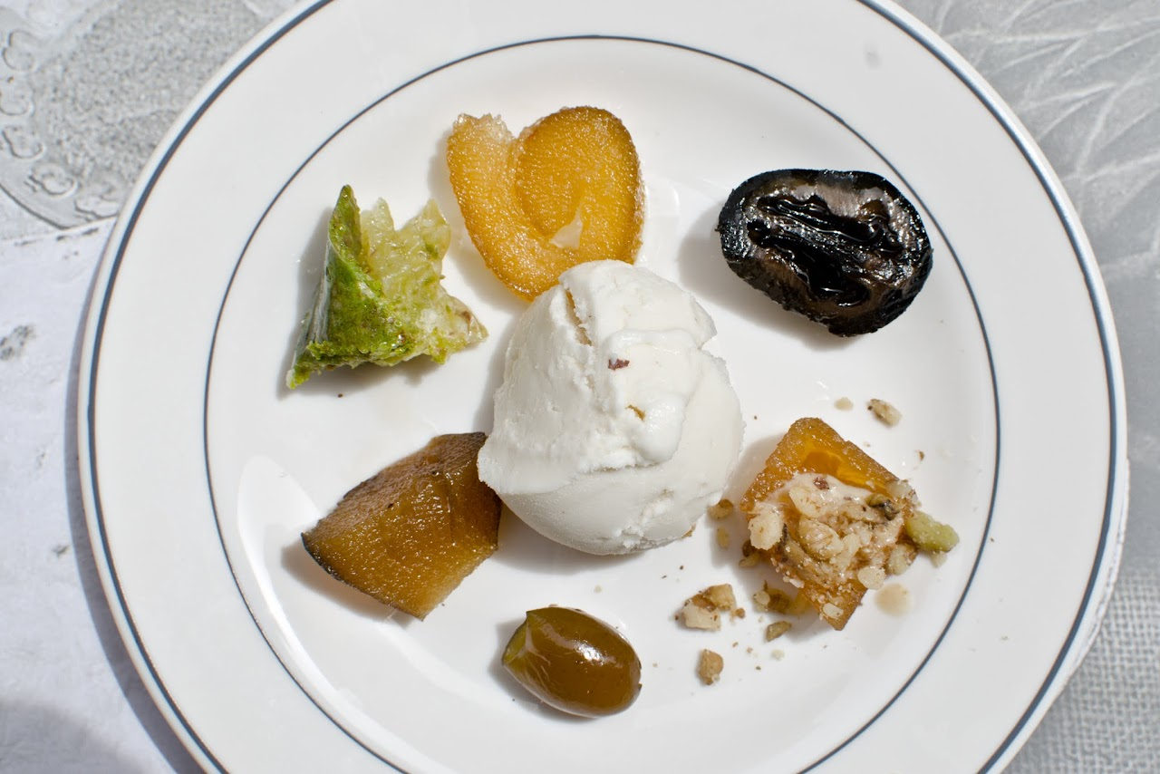 Desserts at Ciya Sofrasi