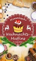 Screenshot of Muffins + Cupcakes Weihnachten