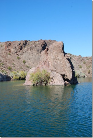 11-15-11 F Lake Havasu Boat Trip to Copper Canyon 085