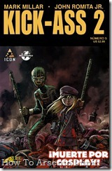 P00005 - Kick - Ass 2 #5