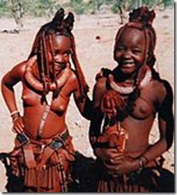 Garotas casadas Himba by Sascha_Grabow