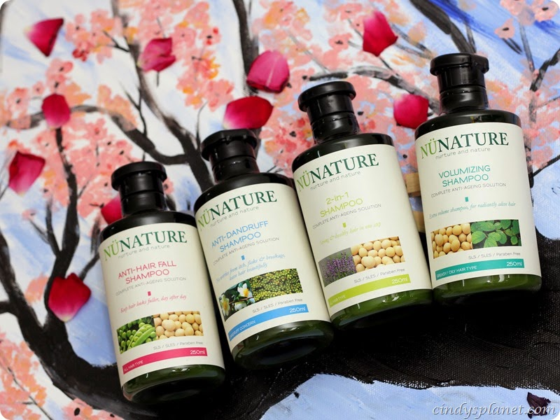 Nu nature Anti ageing8