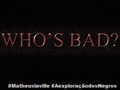 WHO'S BAD 2013 2