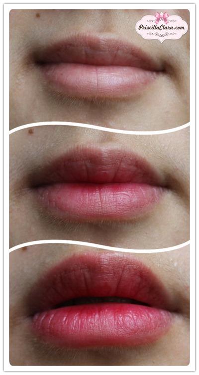 Innisfree Lip Stain Tint Priscilla