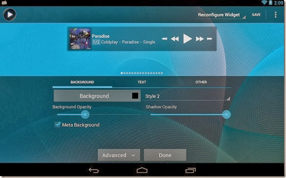 poweamp music player