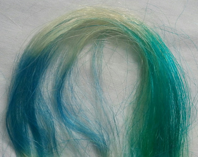 Turquoise Temptation Hair Dye Review