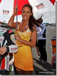 Paddock Girls Iveco Australian Grand Prix 16 October 2011 Phillip Island Australia (43)