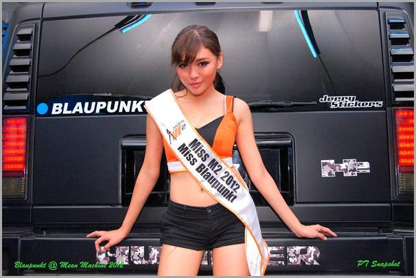 Miss M2 2012 & Miss Blaupunkt
