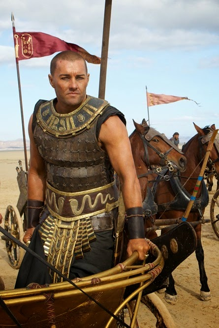 Joel Edgerton in Exodus Gods and Kings