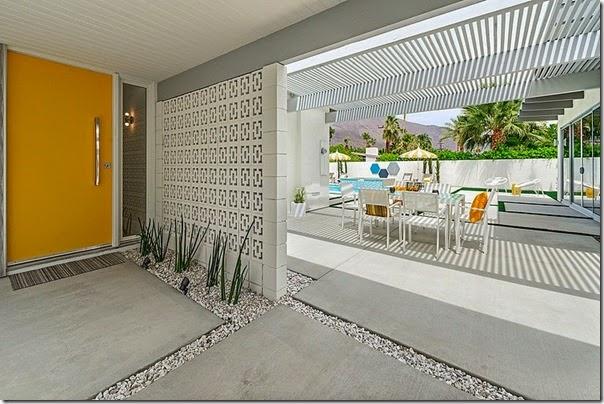 case e interni - villa anni 50 Palm Spring ristrutturazione(7)
