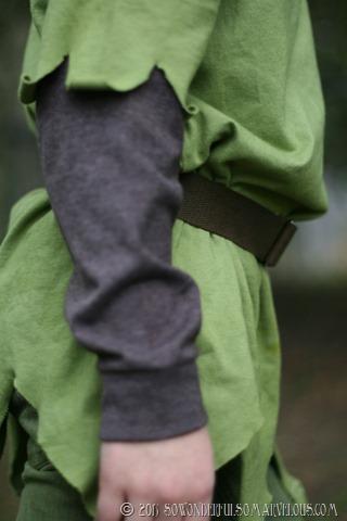 DIY Peter Pan   Tinkerbelle Costume 140