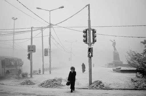 Dünyanın En Soğuk Kentinde Yaşamak