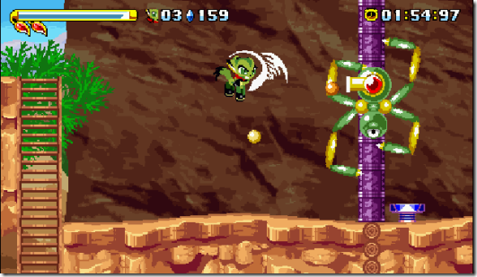 Freedom Planet demo (2)