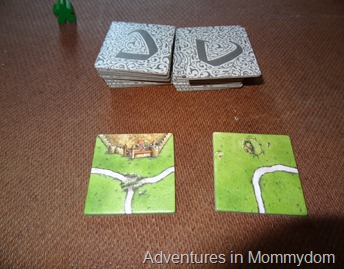 Carcassone tips for young kids