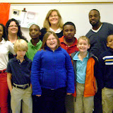 WBFJ Cici's Pizza Pledge - Speas Elementary - Mrs. SabbaghRabaiotti - 4th-5th Grade Class - Winston-