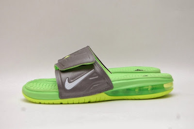 nike air lebron slide 3 volt 1 04 Air LeBron Slide 3 Elite Uses a Classic Dunkman Look