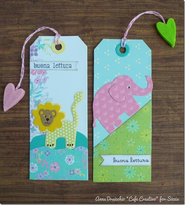 cafe creativo - Anna Draicchio - sizzix big shot - bookmark (3)