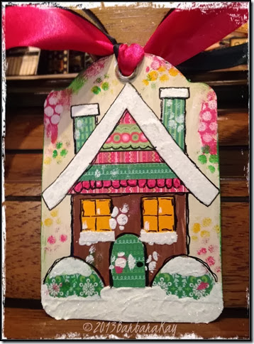 gingerbread house tag wm