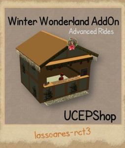 UCEPShop Winter Wonderland AddOn (Advanced Rides) lassoares-rct3