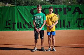 Marco Rabaioli e Francesco Mutti