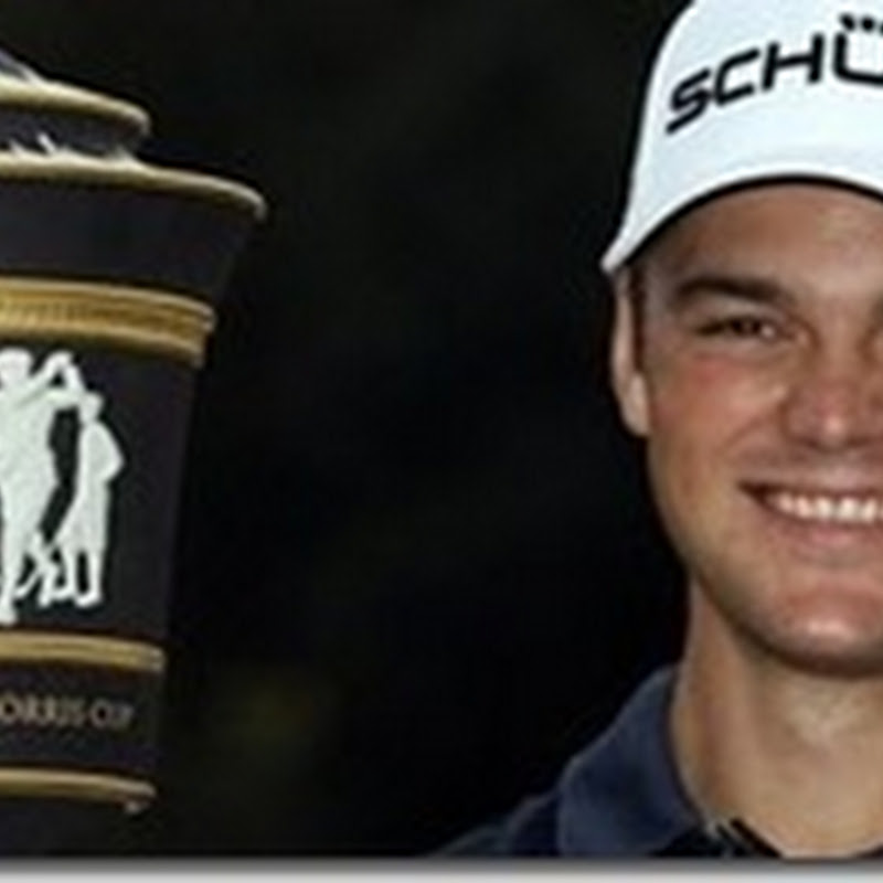 Ka-Ching for Kaymer in China