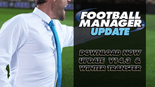 Football Manager 2014 - Update 14 3