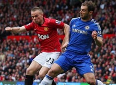 Hasil MU vs Chelsea