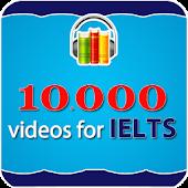 10000 Videos Learning IELTS APK for Ubuntu