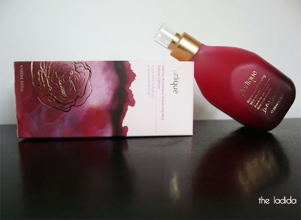 Jurlique Rosewater Balancing Mist Intense - Deluxe Edition