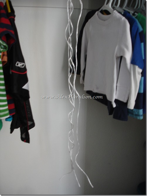Easy Kids Closet Organization6