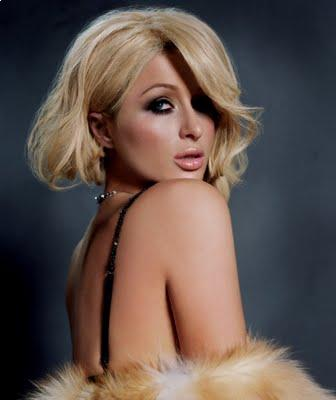 Paris Hilton Blonde Hairstyles