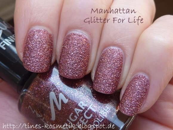 Manhatten Glitter For Life 2