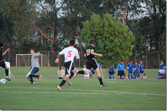 Santi's goal #01
