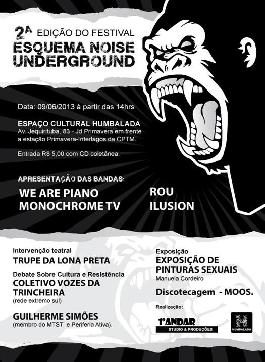humbalada_2festival esquema noise