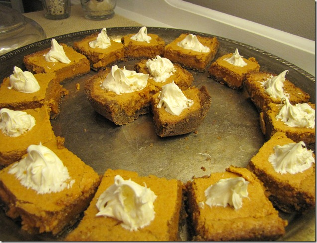 pumpkin bars 3
