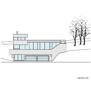 plano-seccion-Residencia-Odberg-Proyecto-A01-arquitectos